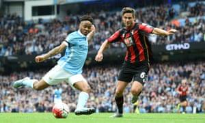 Manchester City v Bournemouth-Premier League