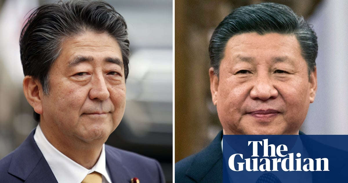 'New trajectory': Abe heads to China as Trump trade threats help bury old tensions
