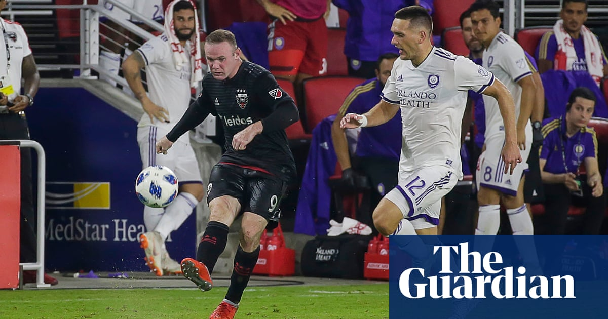 497a1203a Wayne Rooney saves DC United and sets up 96th-minute winner within seconds