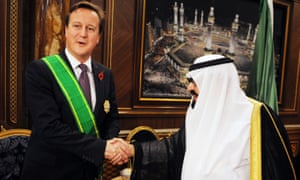 The UK government's relationship with Saudia Arabia has come under scrutiny in light of the execution figures.