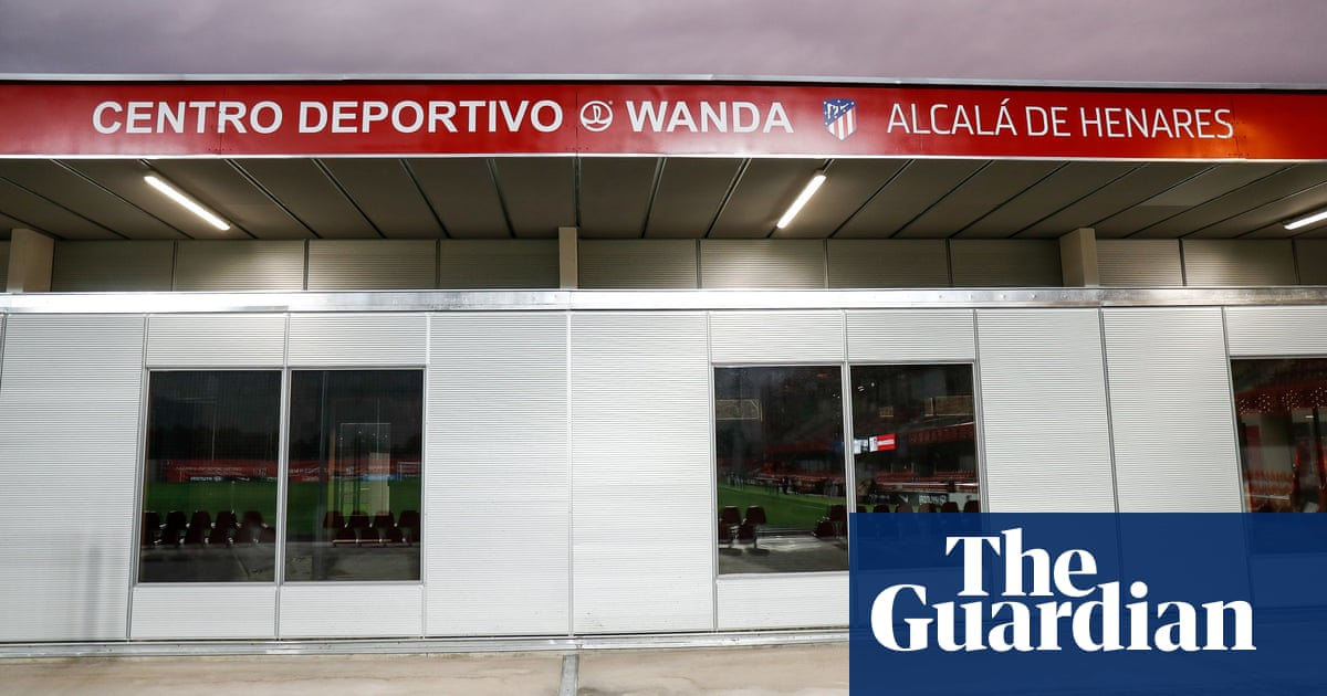 Atlético Women suspend training 10 days before Champions League after positive tests - the guardian