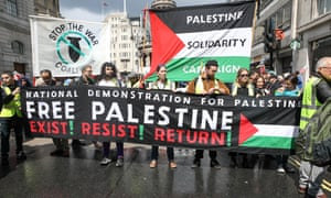 National Demonstration for Palestine, London 11 May