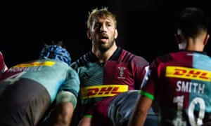 Chris Robshaw has been ruled out of England's autumn internationals.