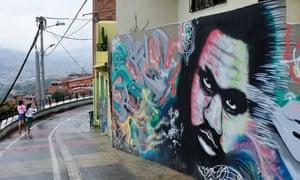 District 13, Medellín.