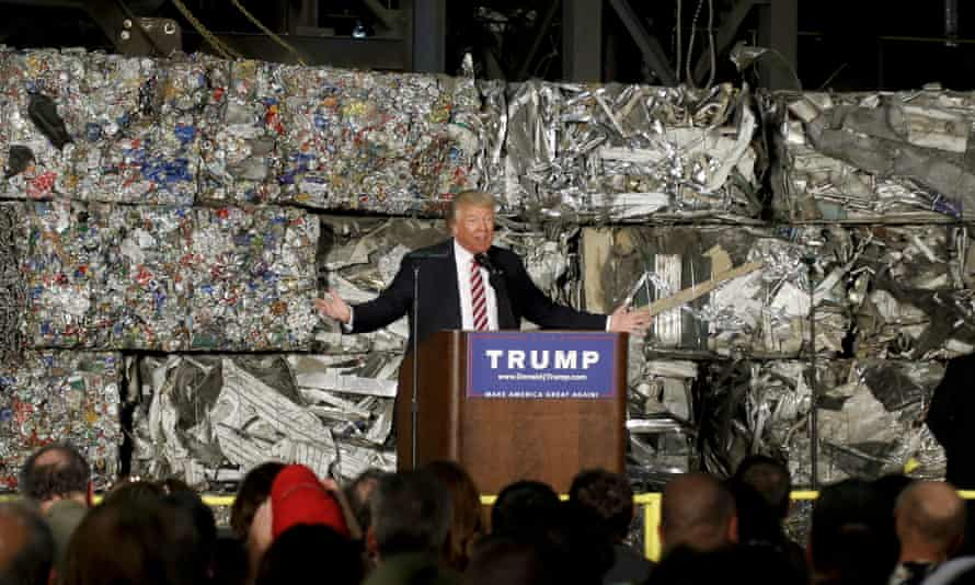 Donald Trump promised to bring back millions of jobs and revive steel mills during the campaign stop in western Pennsylvania.