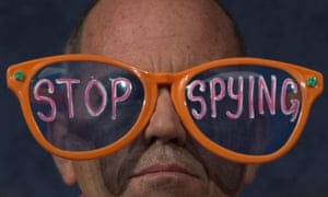stop spying clapper