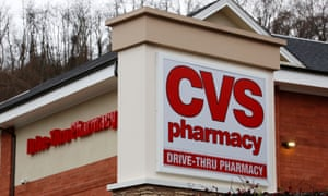 Drugstore giant CVS, which already runs the nation's largest chain of retail clinics, is buying insurer Aetna for $69bn.