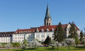 St. Ottilien Archabbey in Eresing, Bavaria.