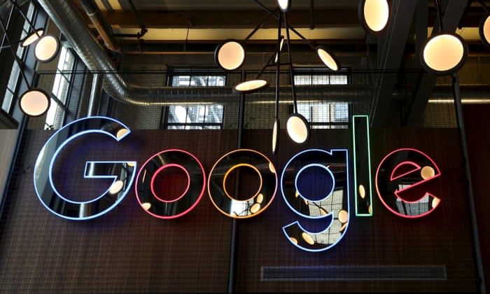 Google staff condemn treatment of temp workers in 'historic' show of