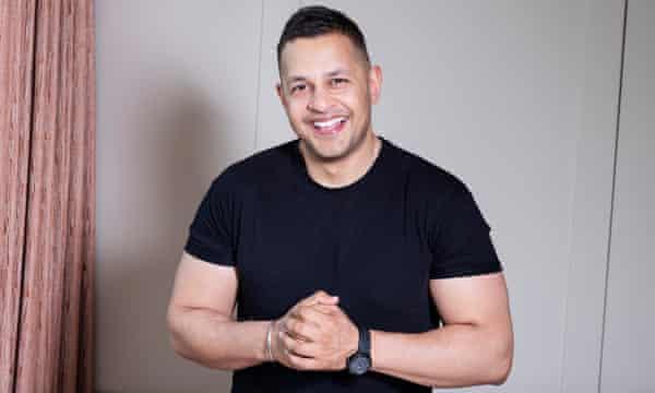 Shivraj Bassi, founder of wellbeing brand Innermost.