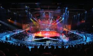 2009 Starlight Express Theatre