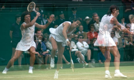 Memory Lane: Wimbledon through the years – in pictures