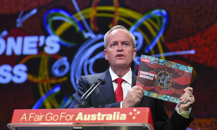 Bill Shorten on day two of the Labor party national conference in Adelaide.