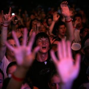 Cornerstone Christian Rock Festival