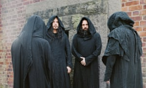 Let us play: SUNN O))) prepare to make a holy racket.