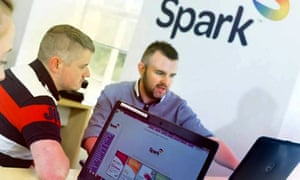 Spark Energy has collapsed.