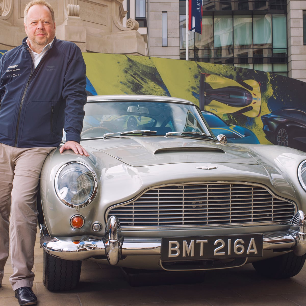 Aston Martin Confirms Sacking Of Chief After Share Collapse Aston Martin The Guardian
