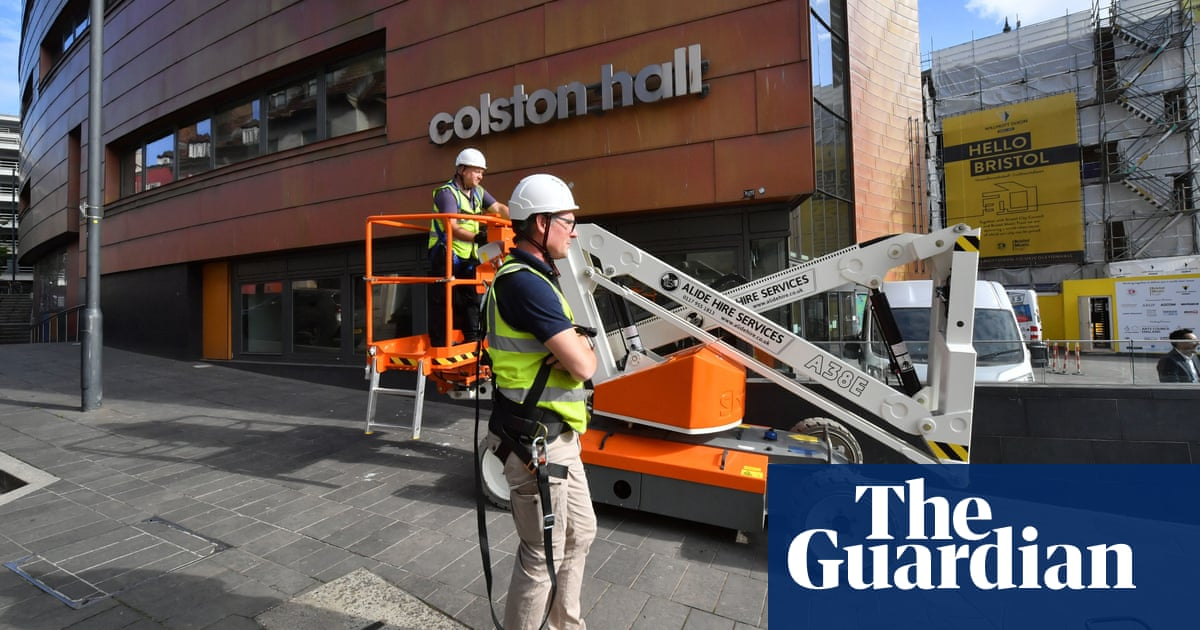 Bristols Colston Hall renamed after decades of protests