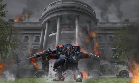 Metal Wolf Chaos XD review – unreconstructed mad mech trash