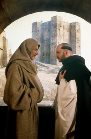 The Name of the Rose, 1986, with F Murray Abraham