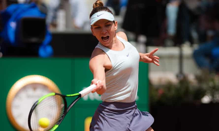 Simona Halep won her first major last year after defeating Sloane Stephens in the French Open final.