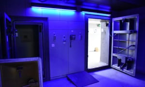 The illegal bunker hosting darknet sites in Traben-Trarbach, Germany that was raided by police in 2019. On Tuesday police in Germany shut down DarkMarket, believed to be the world's largest illegal marketplace on the darknet and arrested the alleged operator.