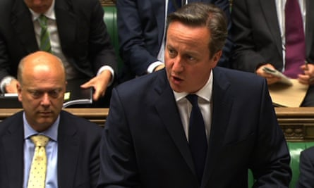 David Cameron told the House of Commons that the use of the term Isil was better than that of Islamic State.