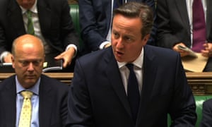 MPs were quick to give their input on what to call Isis, throwing David Cameron into a muddle.