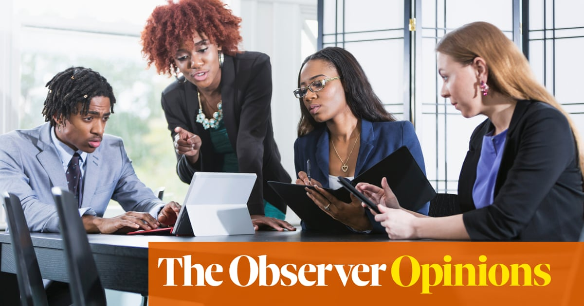 On pay and wealth, damaging race inequalities prevail