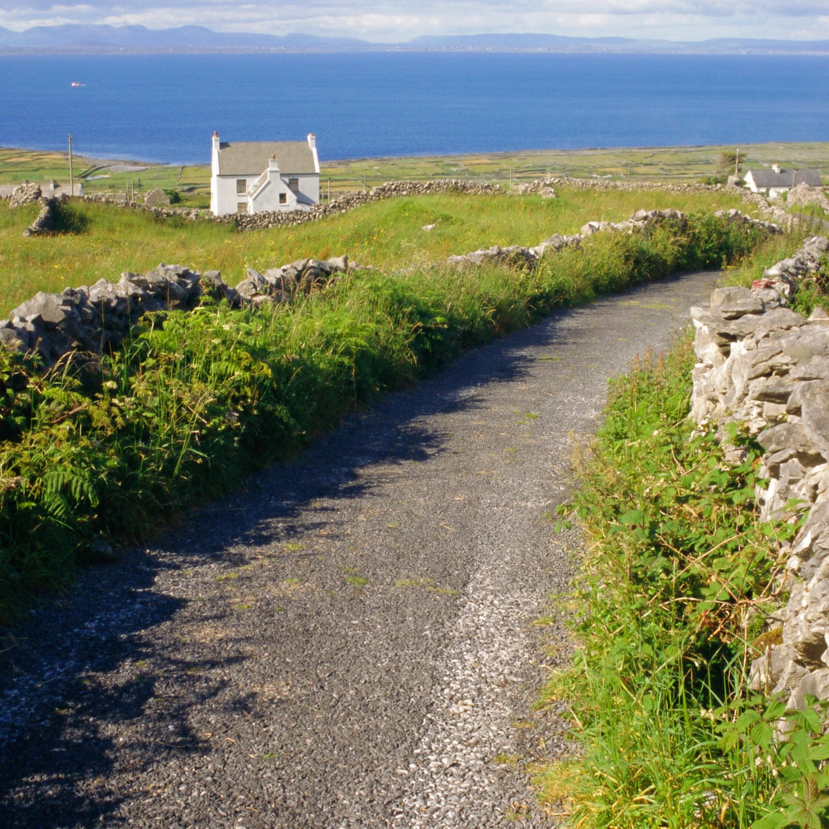 An Outline History of County Mayo in the West of Ireland