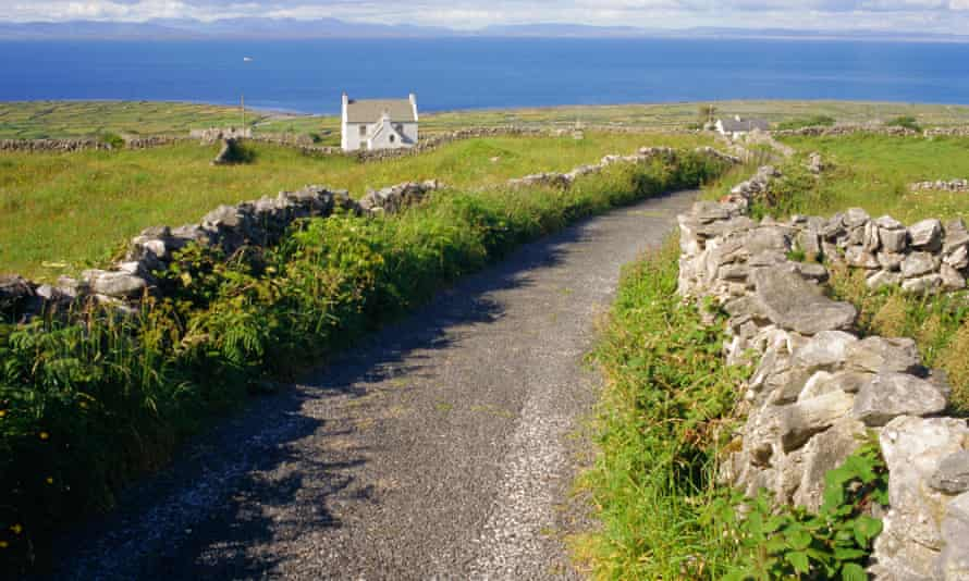 Inis Mór looks like the perfect safe haven from coronavirus, and the locals want to keep it that way.