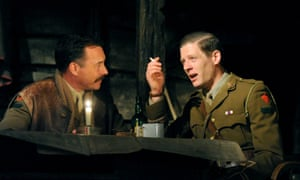 A 2011 production of Journey's End at The Duke of York's Theatre in London.