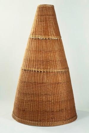 Cone, c.1967, by Mario Merz.