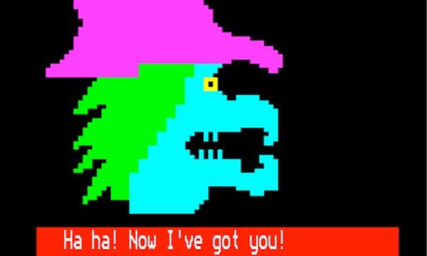 Weird Dreams in Granny's Garden: a brief history of cursed video games | Retro games | The Guardian