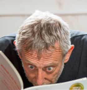 Michael Rosen: 'When I was in my forties, [my father] was still reading to me.'