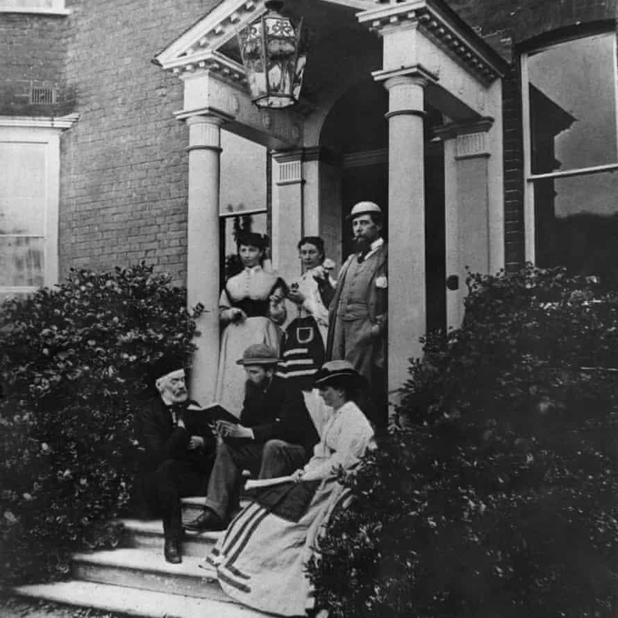 Dickens at Gad's Hill, Kent, UK.