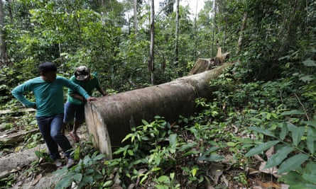 Maranhão is Brazil's poorest state and one of its most violent. At one of the frontlines of deforestation, there have been deadly conflicts between several indigenous communities and loggers.