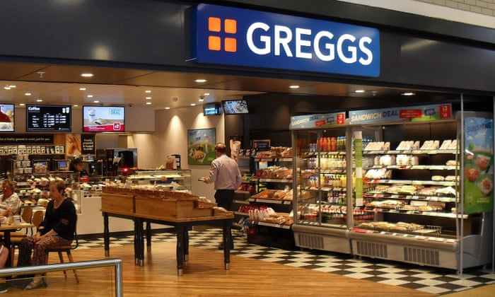 Pie In The Sky Ideas How Greggs Became King Of The Publicity Stunt