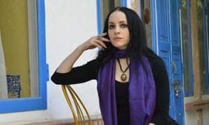 Artist and writer Molly Crabapple