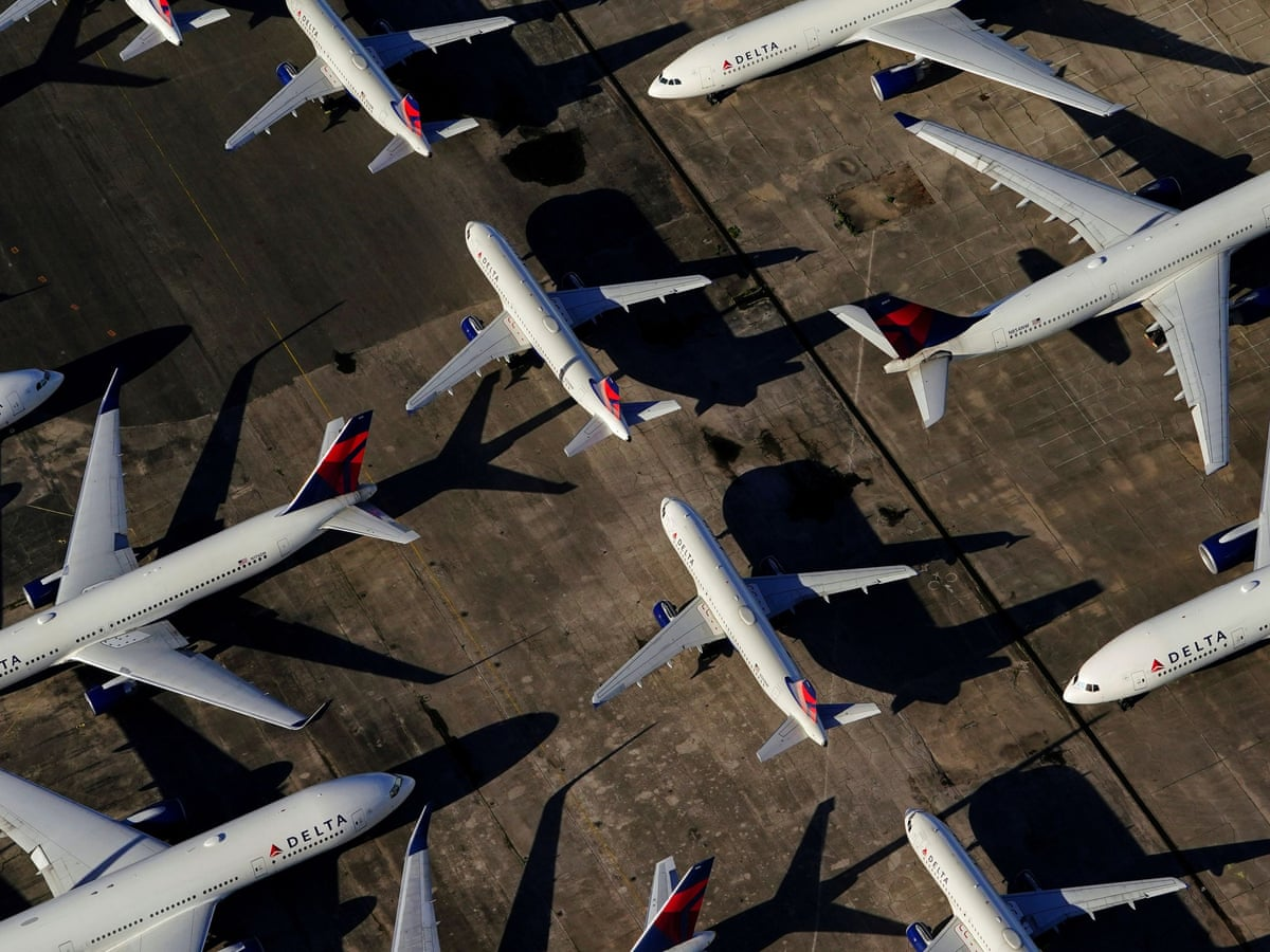 Inside the airline industry's meltdown | Air transport | The Guardian