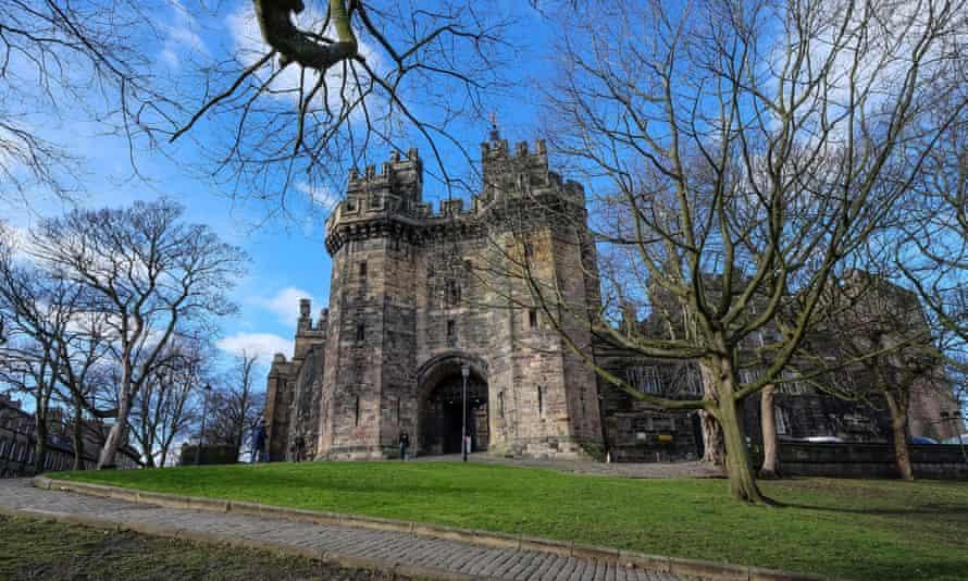 Lancaster Castle.