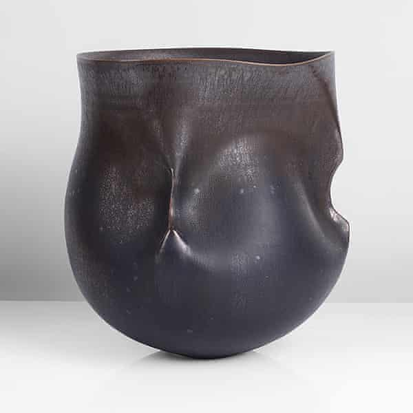 Sara Flynn's Double Hipped Vessel (2012) from the collection.