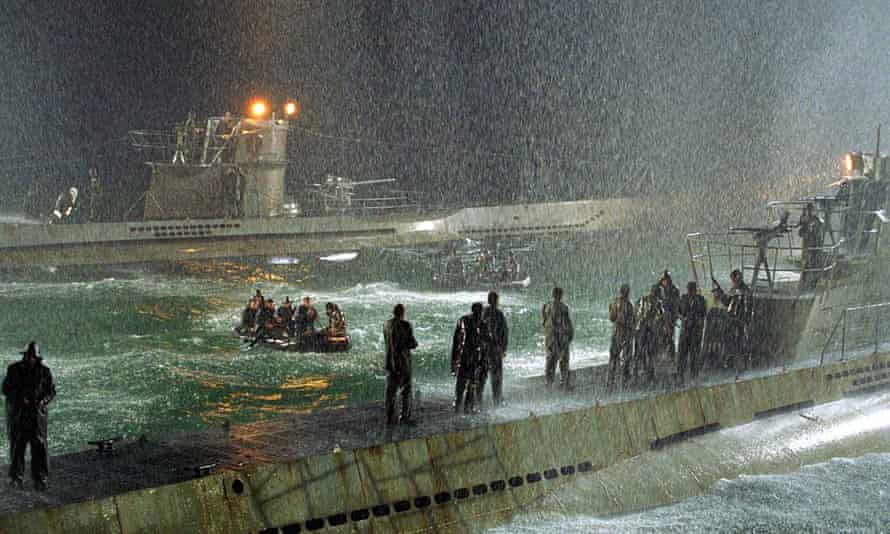 Shameless deception … U-571 sees the US triumph in a war it had yet to enter.