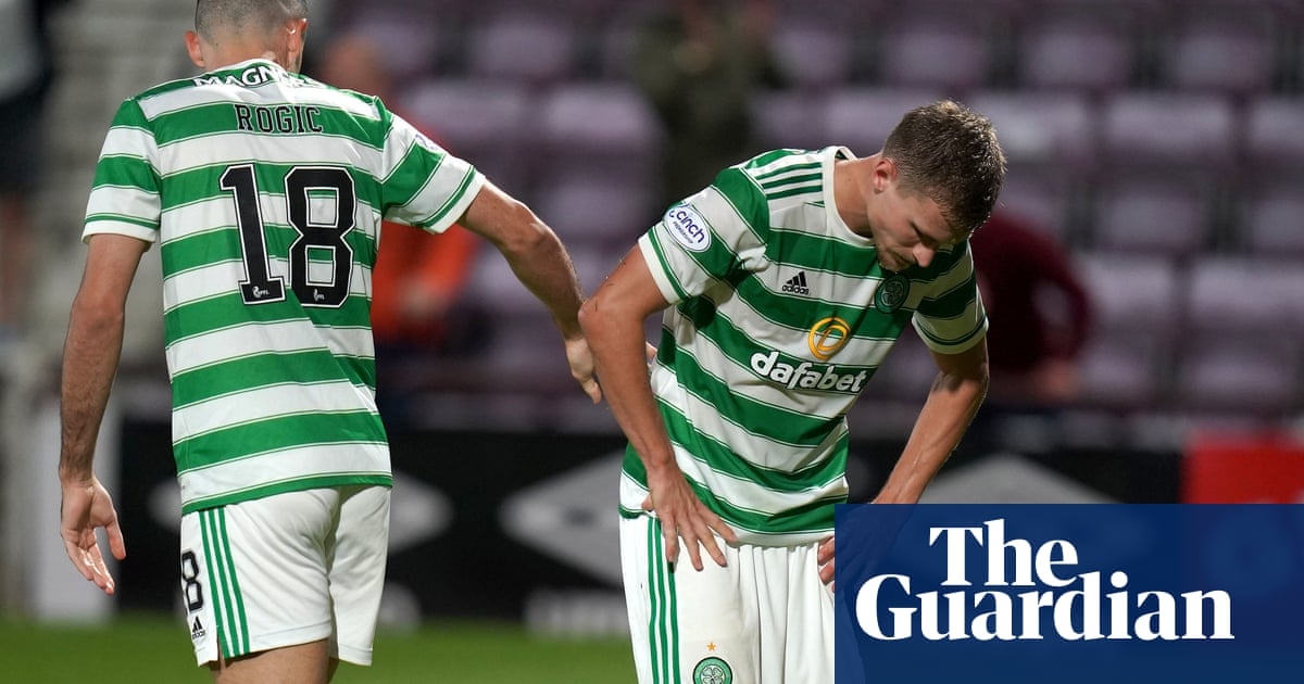 Celtic's dysfunctional state points to a club that has completely lost its way