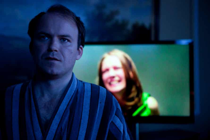Pig in a poke … Rory Kinnear starred in Black Mirror episode The National Anthem.