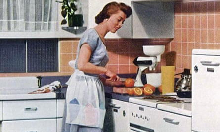 Mothers are cutting back their hours to pick up the slack at home.