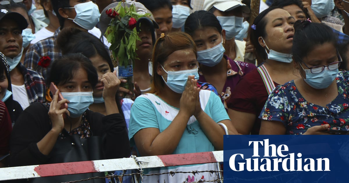 Myanmar junta frees more than 2,000 anti-coup protesters