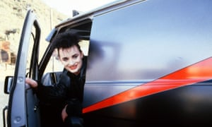 Do you really want to hurt me? Boy George in The A-Team.