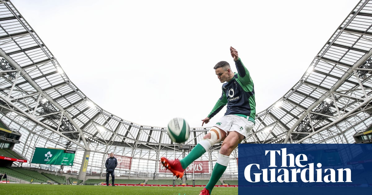 Farrell's Ireland hope to maintain Six Nations hold over new-look Scotland