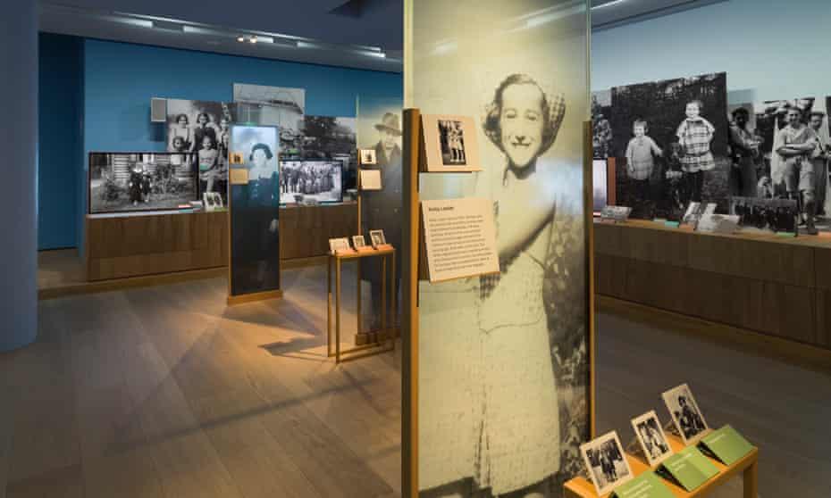 IWM London's new Holocaust Galleries.